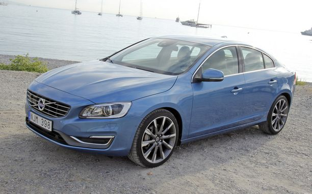 Volvo S60 ja V60 ovat nousseet kärkeen käytettyjen vähävikaisten listalla Saksassa.