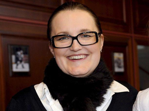 Mirjami Penttinen sai kurinpitolautakunnalta vuoden kilpailukiellon.
