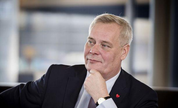 Kolmen suurimman puolueen puheenjohtajista Antti Rinne on suosikki seuraavaksi pääministeriksi.