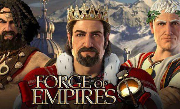Forge of Empires on jännittävät kaupunkipeli.