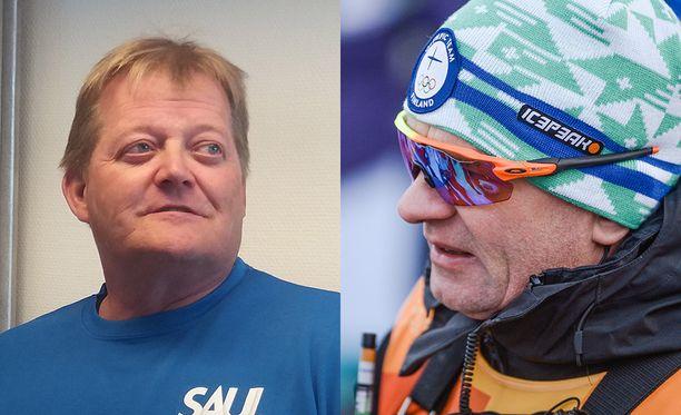 Seppo Räty ruotii kovin sanoin Matti Haaviston valintaa maastohiihdon päävalmentajaksi.
