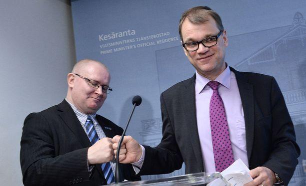 """Ministerien määrän leikkaaminen on käynyt kalliiksi, oikeusministeriö tarvitsee """"kokonaisen ministerin"""", linjaa SDP."""