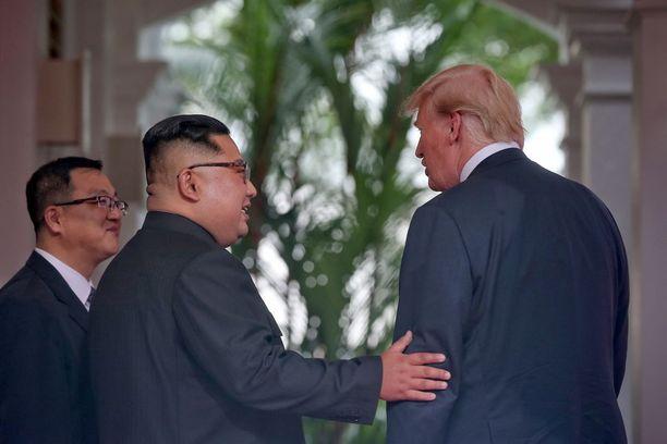 Kim vertasi tapaamista elokuvafantasiaan.