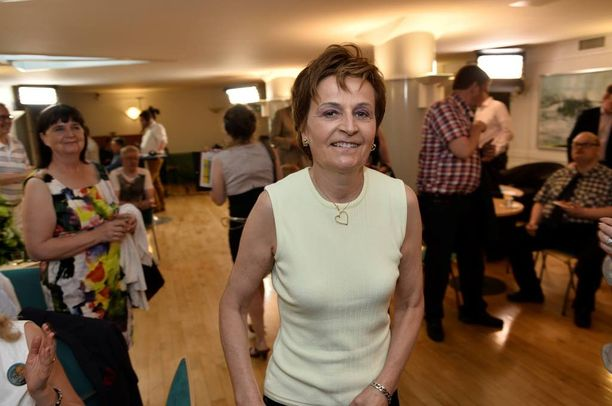 Anne Jäätteenmäki