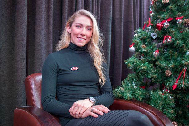 Mikaela Shffrin hallitsee naisten tekniikkalajeja suvereenisti.