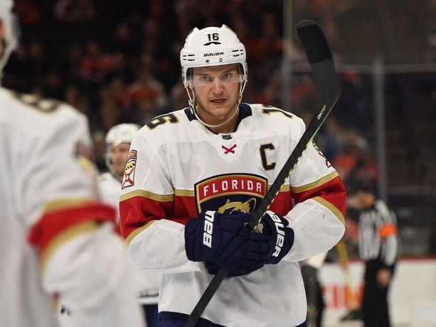 Aleksander Barkov on NHL:n tehokkain suomalaispelaaja.