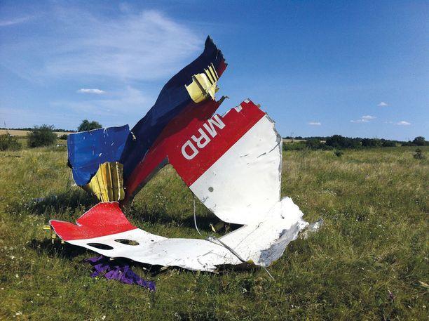 Kansainvälisen tutkijaryhmän mukaan MH17-lentokone ammuttiin Ukrainassa alas vuonna 2014 käyttämällä venäläistä BUK-ohjuslavettia.