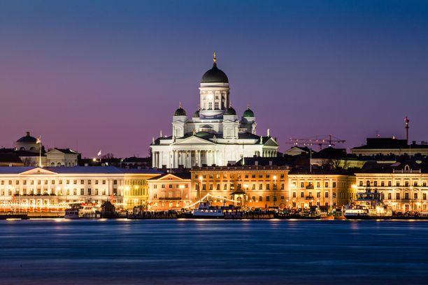 Helsinki on Suvi Pulkkisen mielestä loistava lomakohde.