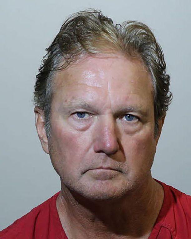 Rick Crawford jäi kiinni liittovaltion poliisin peiteoperaatiossa.