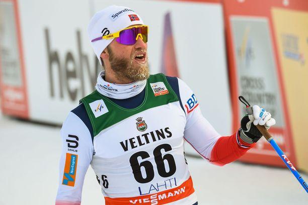 Martin Johnsrud Sundby jätti maajoukkueleirin väliin henkilökohtaisesta syystä.