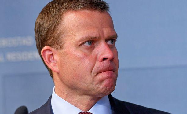 Petteri Orpon mukaan Soini on ollut hallitusohjelman takuumies.