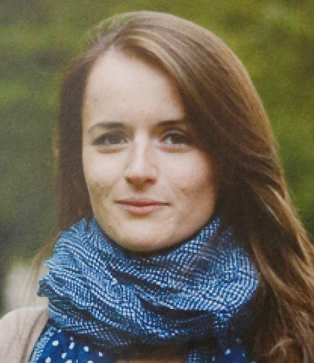 27-vuotias Nela Saglenova on yhä kateissa.