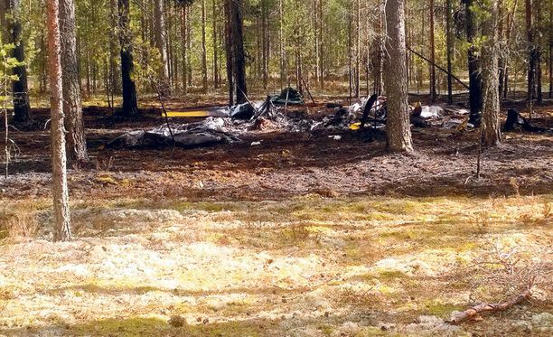 Onnettomuus tapahtui pääsiäissunnuntaina Jämijärvellä.