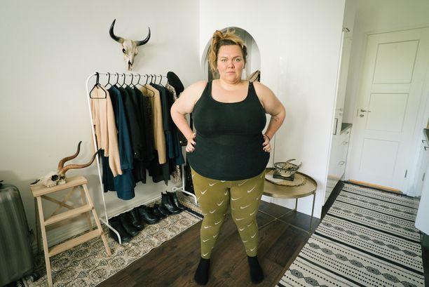 Bloggaaja Veera Bianca laittoi elämäntapansa uusiksi.