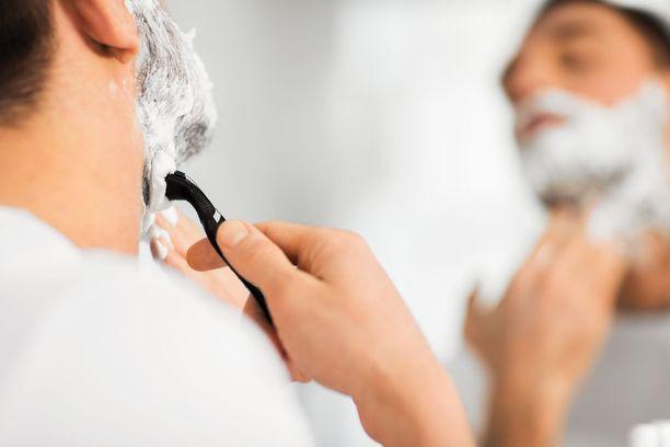 Parta on muodissa. Stockmannin myyntipäällikön mukaan parranhoitotuotteita ostetaan nyt myös lahjaksi.