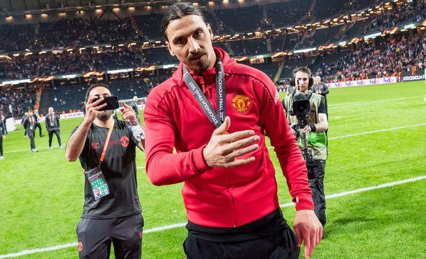 Zlatan Ibrahimovicin ura ei jatku Manchester Unitedissa, uutisoi Express.