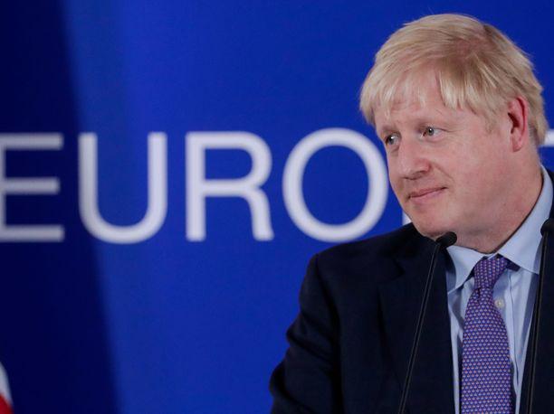 Britannia on anonut EU:lta lykkäystä EU-erolle, mutta pääministeri Boris Johnson ei ole allekirjoittanut anomusta.