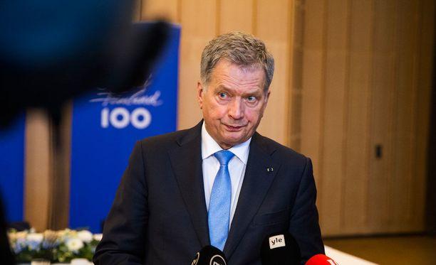 Tasavallan presidentti Sauli Niinistö on tapahtuman suojelija Suomessa.