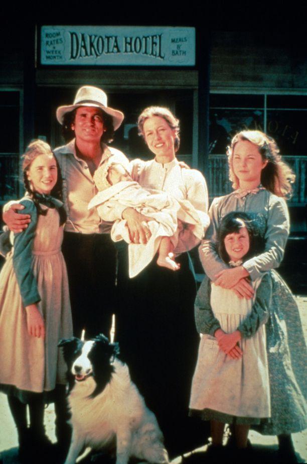 Sarjaa tehtiin 8 tuotantokautta.