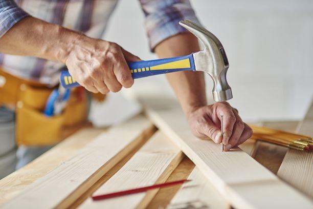 Ihmisillä on aiempaa enemmän aikaa nikkarointiin ja erilaisiin tee se itse -projekteihin.