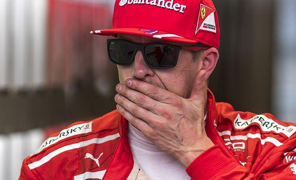 Kimi Räikkönen saa ensi kaudeksi uuden kisainsinöörin.