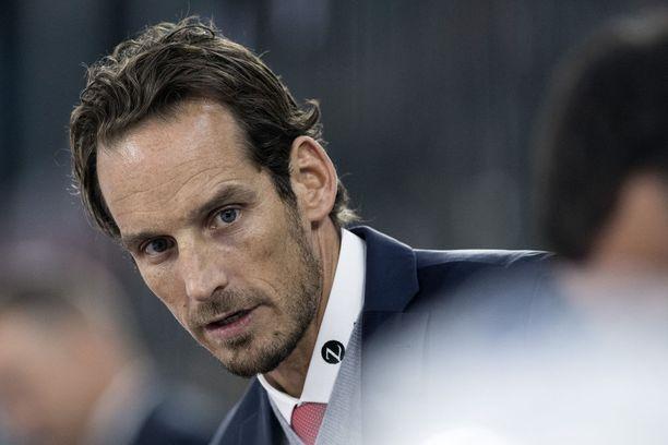 Patrick Fischer valmensi Sveitsin mitalipeleihin.