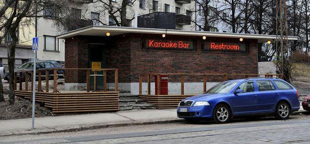LEMPIPAIKKA Karaokeravintola Bar Restroom kuuluu laulamisesta pitävän Mikko Leppilammen suosikkipaikkoihin.