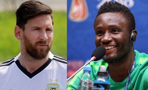 Lionel Messi ja John Obi Mikel väänsivät Kultaisesta pallosta nuorten MM-kisoissa 2005.