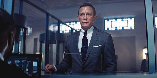 Daniel Craig nähdään jälleen James Bondina.