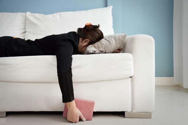 Matala-asteinen tulehdus ei yleensä tunnu miltään. Sille altistavat etenkin epäterveelliset elintavat.