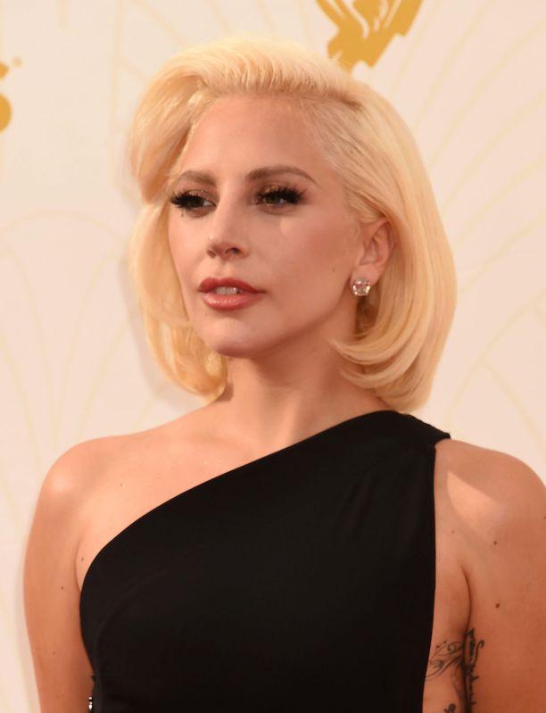 Lady Gaga sai Oscarin Shallow-kappaleestaan viime talvena.