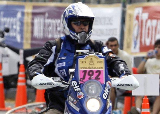 Pascal Terry on kautta aikain 56. kuolonuhri Dakar-rallissa.