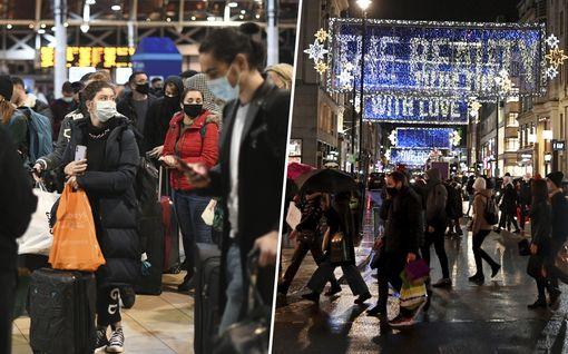 """Lontoolaisilla juna-asemilla täyskaaos rajoitusten vuoksi: """"Hälytyskellot ovat soineet jo viikkoja"""""""