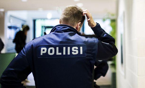 Sieppaustarinan yksityiskohdat eivät menneet poliisitutkinnassa yksiin valvontakameratallenteen kanssa. Kuvituskuva.