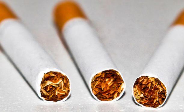Keva ei enää tue tupakkateollisuutta.