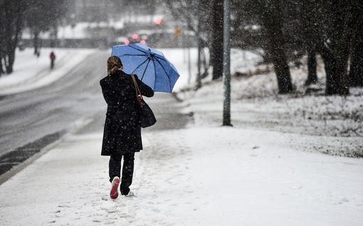 Sää jakaa Suomea: etelässä lämpenee viikonlopuksi, pohjoisessa on täysi talvi