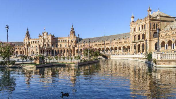 Sevilla on ensi vuonna Espanjan kiinnostavin kaupunkikohde.