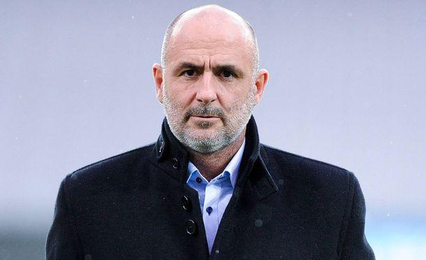 Michał Probierz nimitettiin vain reilu viikko sitten Cracovian päävalmentajaksi.