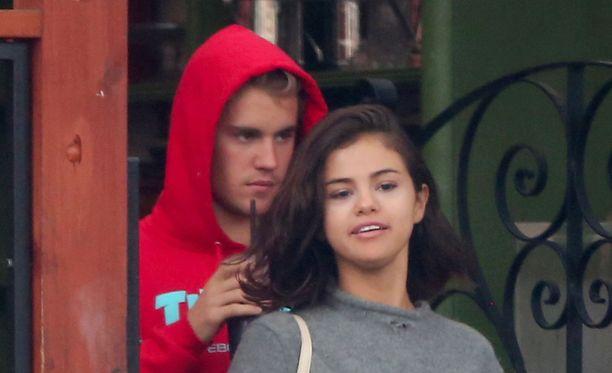 Justin Bieber ja Selena Gomez ovat jälleen löytäneet toisensa.