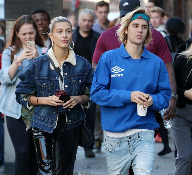 Justin Bieber ja Hailey Baldwin ovat olleet naimisissa vasta muutamia kuukausia.