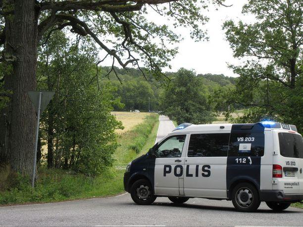 Ampuminen tapahtui Turun Ruissalossa poliisin mukaan ennen puoltapäivää.