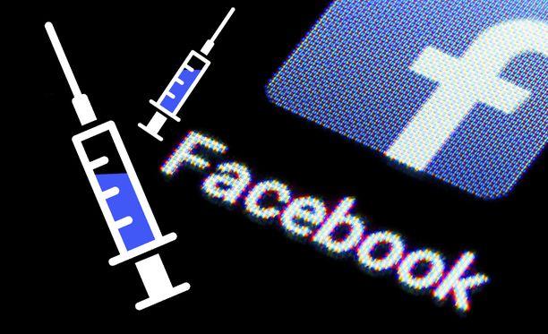 Facebook uudistaa käytäntöään rokotesisältöön liittyen.