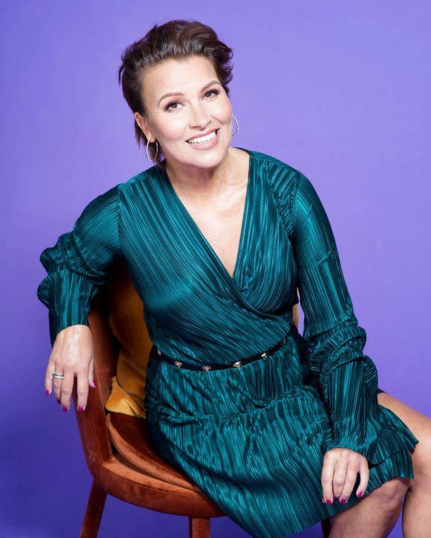 Laulaja, tangokuningatar Arja Koriseva juhlii 30-vuotiasta uraansa tänä vuonna.