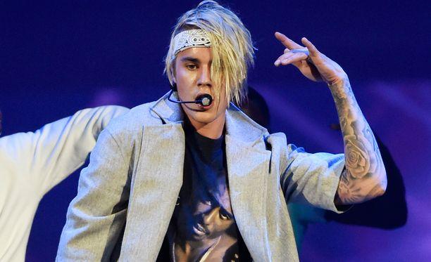 Justin Bieber täytti maaliskuussa 22 vuotta.