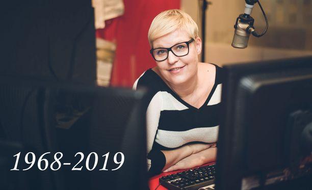 Sari Seppälä teki merkittävän elämäntyön radiojuontajana.