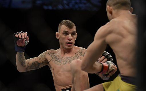 UFC-ottelu päättyi vain 44 sekunnin jälkeen – vastustajalta hulvaton reaktio voittajan raivoamiseen
