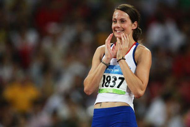 Sotherton kilpaili Pekingin olympialaisissa.