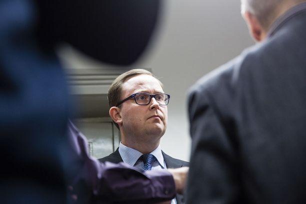 Paltan varatoimitusjohtaja Tuomas Aarto ei nähnyt mitään ratkaisua kiistaan.