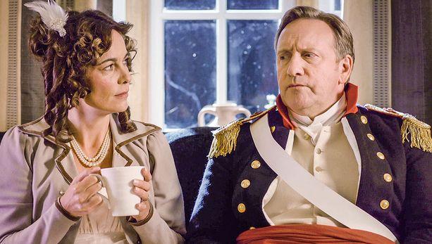 Kartanon tapahtumat saavat Barnabyn vaimon pohtimaan rakkauden mysteeriä.