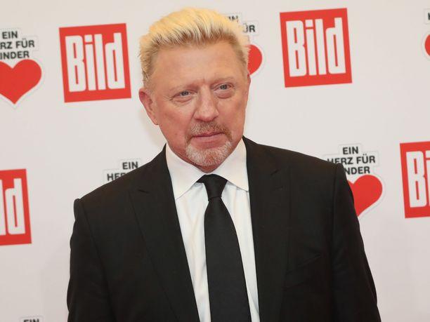 Boris Becker on uransa jälkeen joutunut pahoihin taloudellisiin ongelmiin.